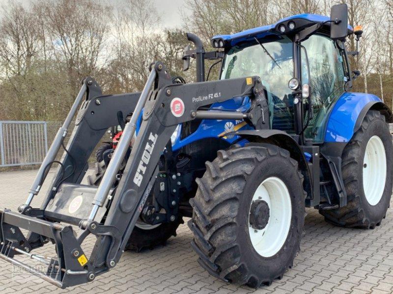 Traktor a típus New Holland T 6.145 DC, Gebrauchtmaschine ekkor: Bramsche (Kép 1)