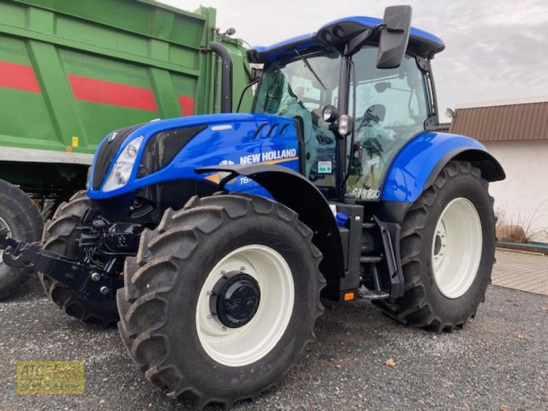 Traktor tip New Holland T 6.145 DCT, Neumaschine in Groß-Gerau (Poză 1)