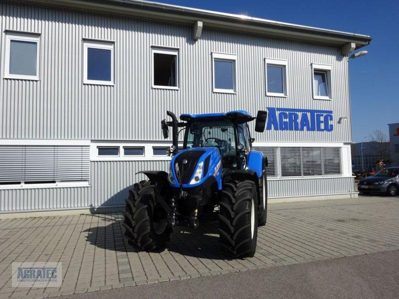 Traktor типа New Holland T 6.145 ElectroCommand, Neumaschine в Salching bei Straubing (Фотография 1)