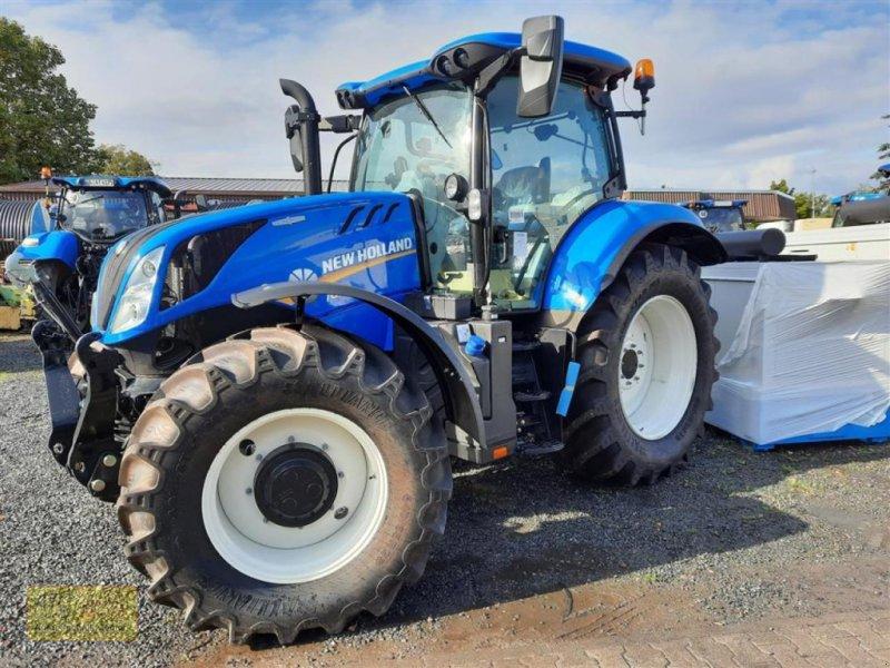 Traktor типа New Holland T 6.155 AC STAGE V, Neumaschine в Groß-Gerau (Фотография 1)