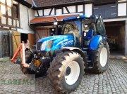 Traktor des Typs New Holland T 6.155 EC, Gebrauchtmaschine in Langenwetzendorf