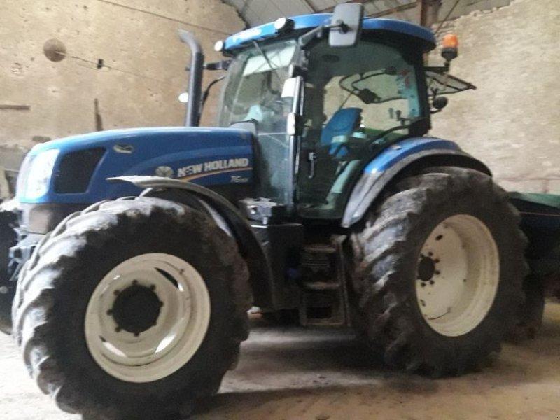 Traktor типа New Holland T 6.155, Gebrauchtmaschine в SAINT LOUP (Фотография 1)