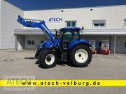 Traktor типа New Holland T 6.160 AC, Gebrauchtmaschine в Velburg