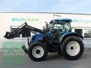 Traktor des Typs New Holland T 6.160 EC, Gebrauchtmaschine in Straubing