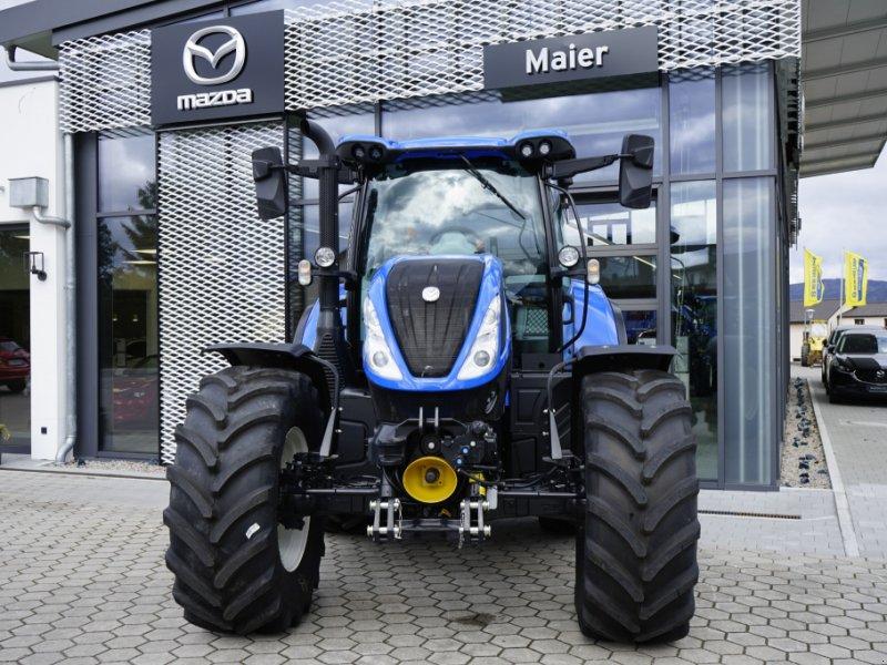 Traktor des Typs New Holland T 6.160, Gebrauchtmaschine in Rötz (Bild 1)