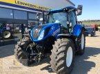 Traktor des Typs New Holland T 6.165 DC Demo 2019 in Neuhof - Dorfborn