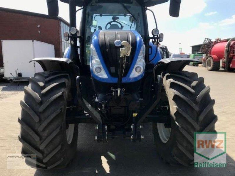 Traktor des Typs New Holland T 6.175 Dynamic C., Vorführmaschine in Wegberg (Bild 3)