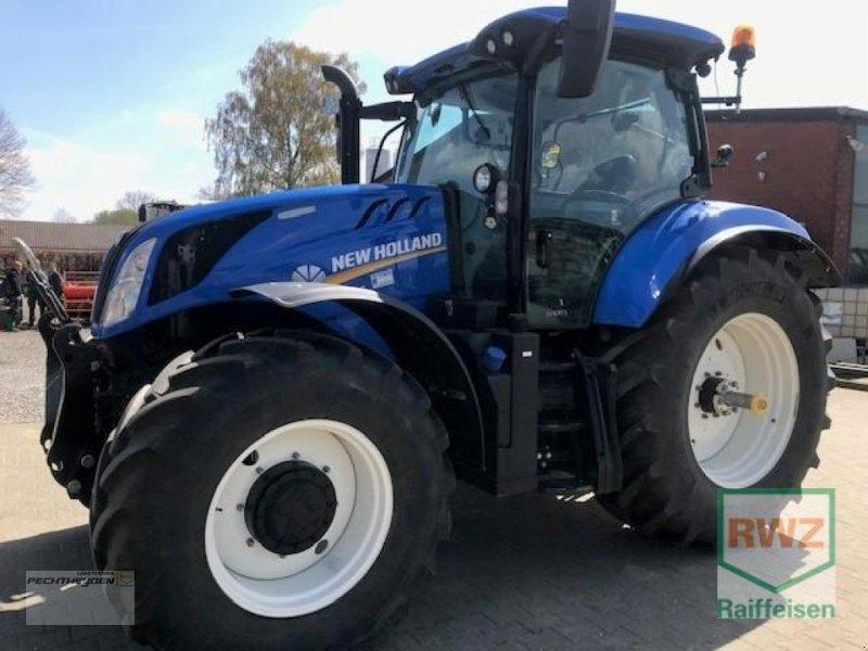 Traktor des Typs New Holland T 6.175 Dynamic C., Vorführmaschine in Wegberg (Bild 2)