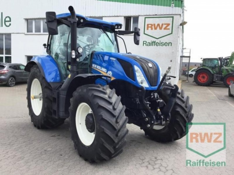 Traktor des Typs New Holland t 6.175 dynamic sc, Gebrauchtmaschine in KRUFT (Bild 1)