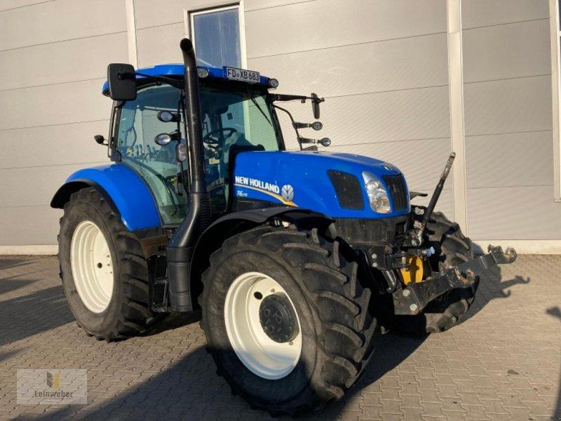 Traktor типа New Holland T 6.175 EC, Gebrauchtmaschine в Neuhof - Dorfborn (Фотография 1)