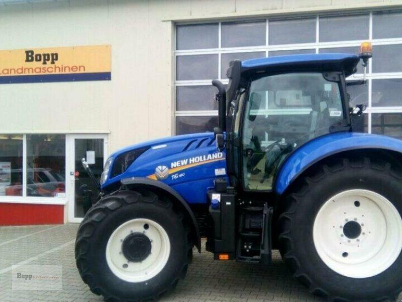 Traktor des Typs New Holland T 6.175, Gebrauchtmaschine in Walldürn/Altheim (Bild 1)