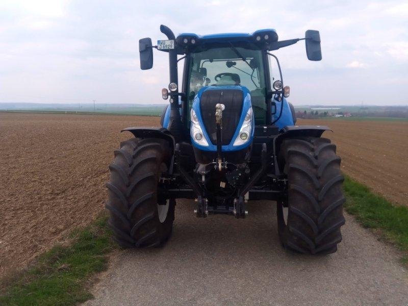 Traktor типа New Holland T 6.175, Gebrauchtmaschine в Bütthard - Gaurettersheim (Фотография 1)