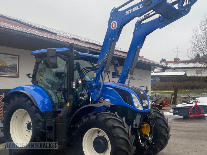 Traktor des Typs New Holland T 6.175, Gebrauchtmaschine in Gotteszell (Bild 1)
