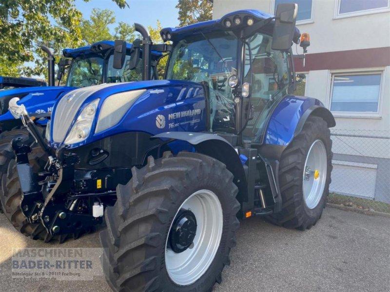 Traktor a típus New Holland T 6.180 AC Stufe 5, Neumaschine ekkor: Freiburg (Kép 1)