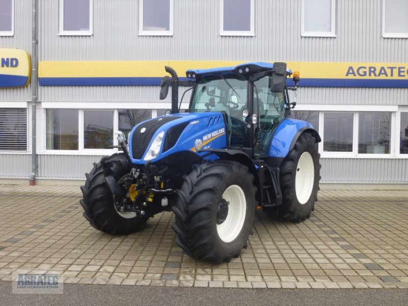 Traktor des Typs New Holland T 6.180 AutoCommand, Gebrauchtmaschine in Salching bei Straubing (Bild 1)