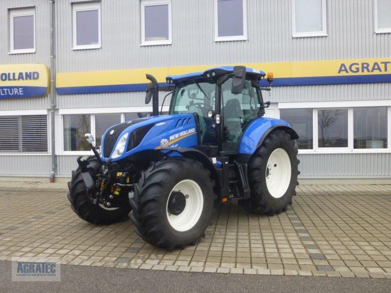 Traktor des Typs New Holland T 6.180 AutoCommand, Gebrauchtmaschine in Salching bei Straubing (Bild 2)