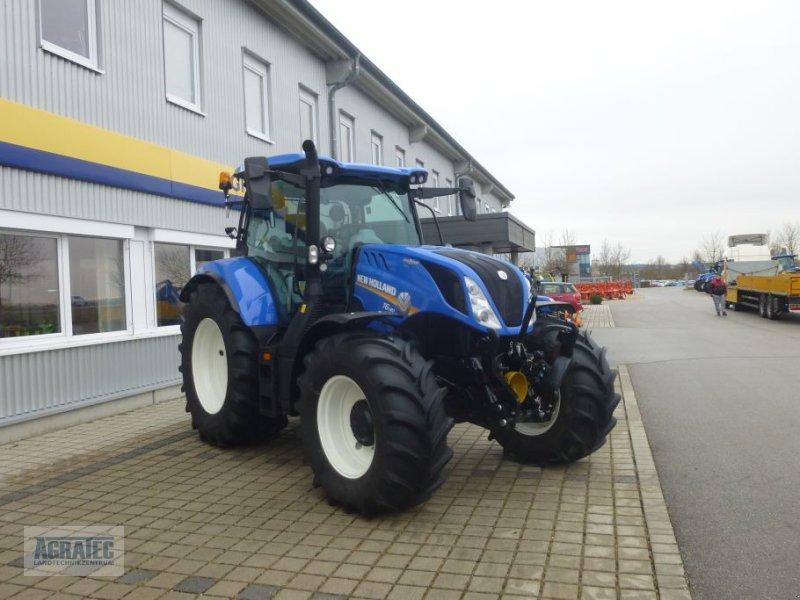 Traktor des Typs New Holland T 6.180 AutoCommand, Gebrauchtmaschine in Salching bei Straubing (Bild 3)