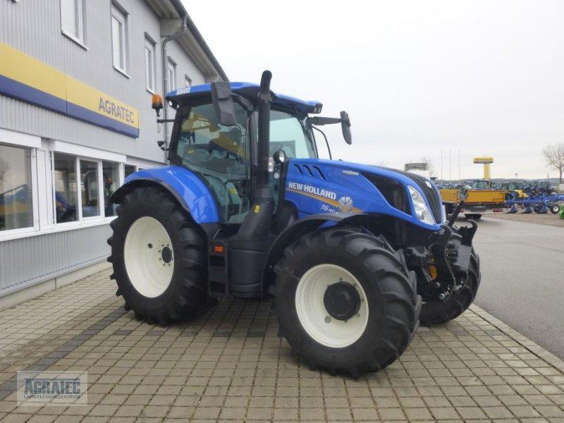 Traktor des Typs New Holland T 6.180 AutoCommand, Gebrauchtmaschine in Salching bei Straubing (Bild 4)