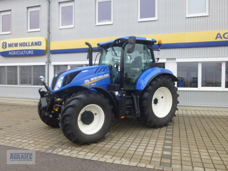 Traktor des Typs New Holland T 6.180 AutoCommand, Gebrauchtmaschine in Salching bei Straubing (Bild 5)