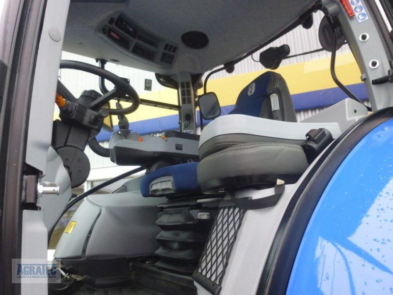 Traktor des Typs New Holland T 6.180 AutoCommand, Gebrauchtmaschine in Salching bei Straubing (Bild 8)