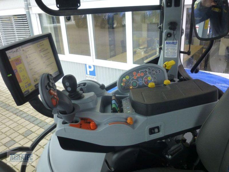 Traktor des Typs New Holland T 6.180 AutoCommand, Gebrauchtmaschine in Salching bei Straubing (Bild 9)