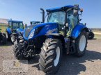 Traktor des Typs New Holland T 6.180 DC in Neuhof - Dorfborn