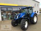 Traktor des Typs New Holland T 6.180 DC in Neuhof - Dorfborn
