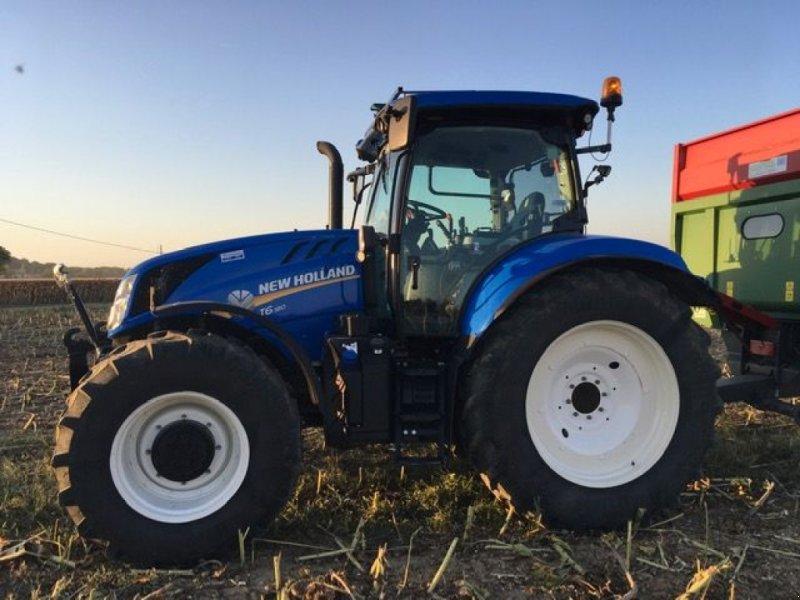 Traktor типа New Holland T 6.180 EC, Gebrauchtmaschine в Montauban (Фотография 1)