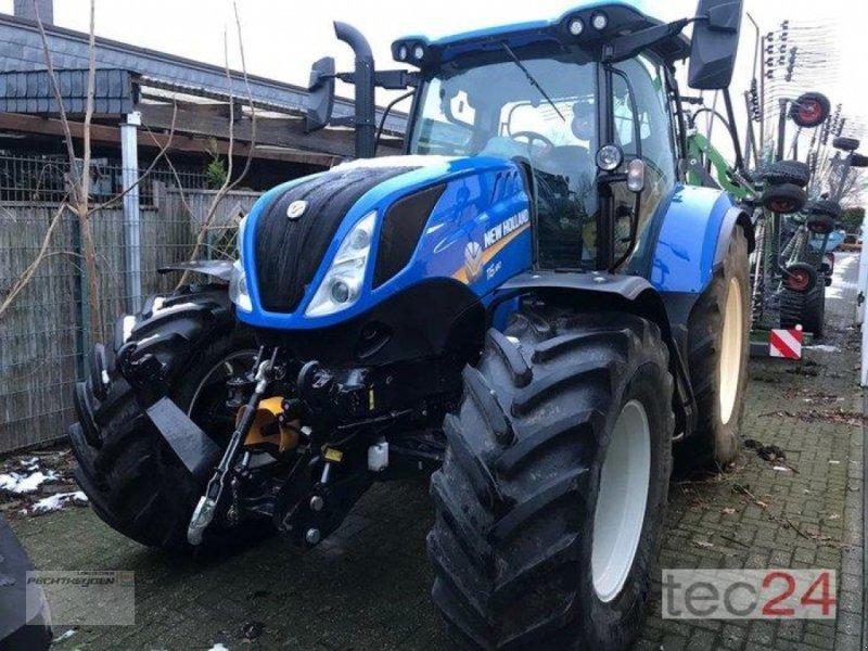 Traktor des Typs New Holland T 6.180 EC, Gebrauchtmaschine in Rees (Bild 1)
