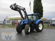 Traktor des Typs New Holland T 6.180 Electro-Command, Gebrauchtmaschine in Gleschendorf