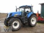 Traktor типа New Holland T 7030 Power Command Side Winder в Gleschendorf