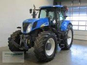 Traktor tip New Holland T 7030, Gebrauchtmaschine in Bad Wildungen-Wega