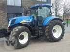 Traktor des Typs New Holland T 7040 PC in Husum