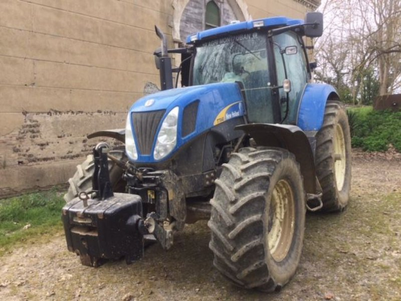 Traktor a típus New Holland T 7040, Gebrauchtmaschine ekkor: Montauban (Kép 1)