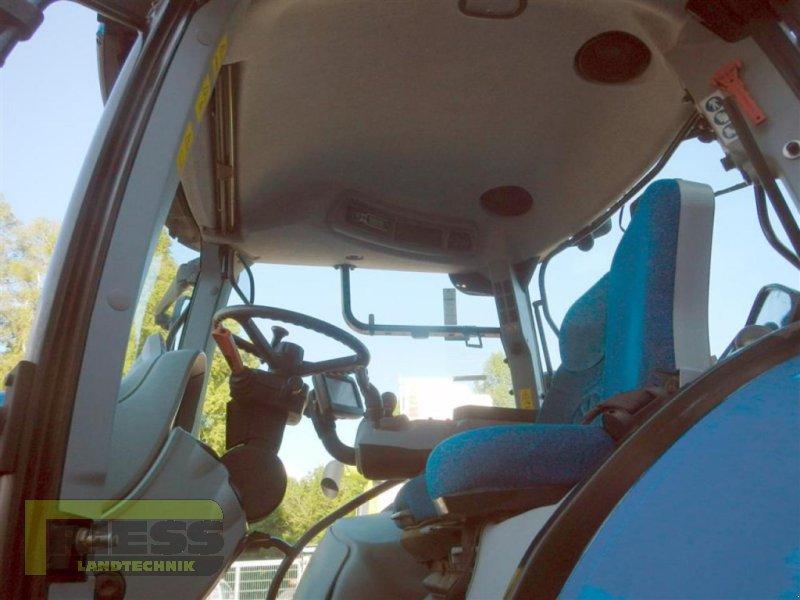 Traktor a típus New Holland T 7050 Auto Command, Gebrauchtmaschine ekkor: Homberg (Ohm) - Maul (Kép 6)