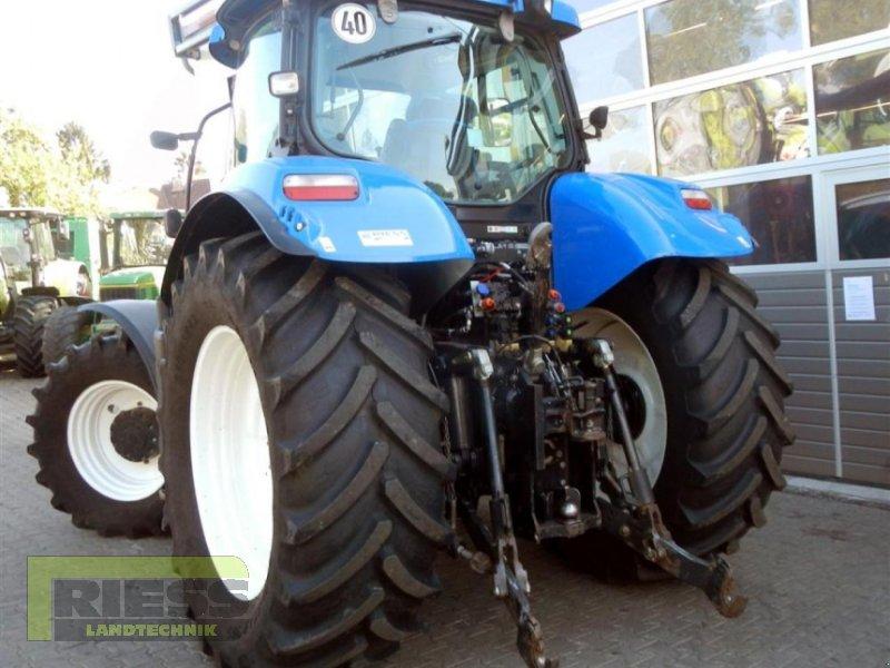 Traktor a típus New Holland T 7050 Auto Command, Gebrauchtmaschine ekkor: Homberg (Ohm) - Maul (Kép 9)