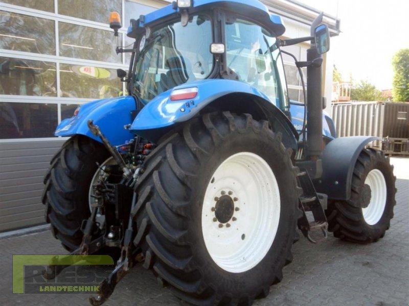 Traktor a típus New Holland T 7050 Auto Command, Gebrauchtmaschine ekkor: Homberg (Ohm) - Maul (Kép 8)