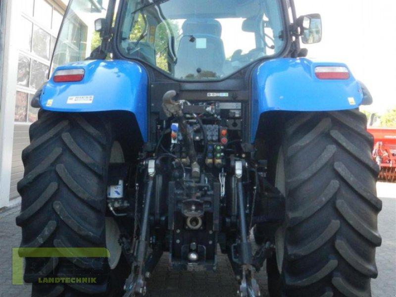 Traktor a típus New Holland T 7050 Auto Command, Gebrauchtmaschine ekkor: Homberg (Ohm) - Maul (Kép 3)