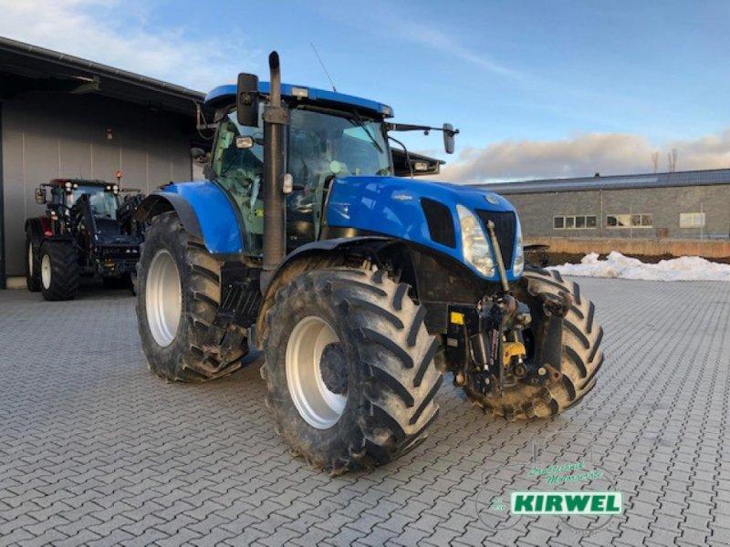 Traktor a típus New Holland T 7050 AutoCommand, Gebrauchtmaschine ekkor: Blankenheim (Kép 1)