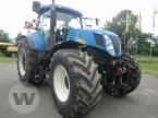Traktor des Typs New Holland T 7050 in Niebüll