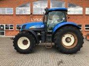 Traktor des Typs New Holland T 7060, Gebrauchtmaschine in Gjerlev J.