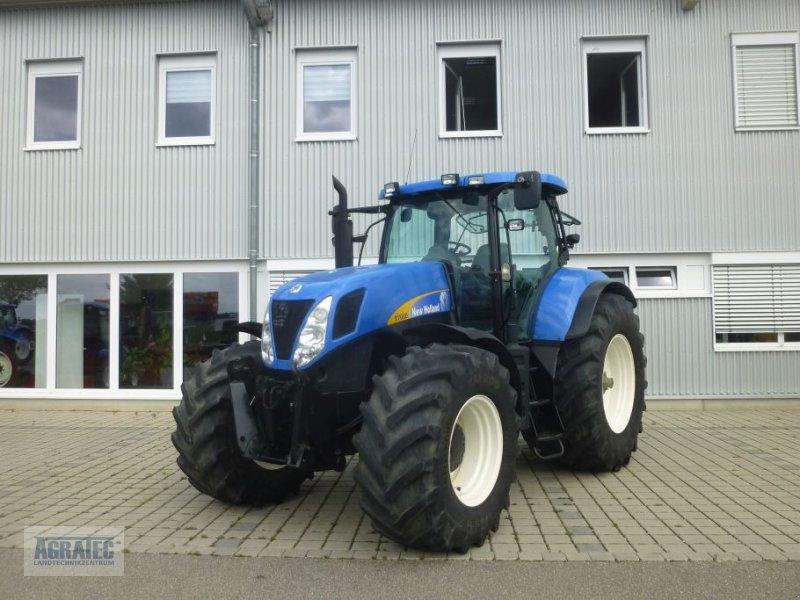 Traktor des Typs New Holland T 7060, Gebrauchtmaschine in Salching bei Straubing (Bild 1)