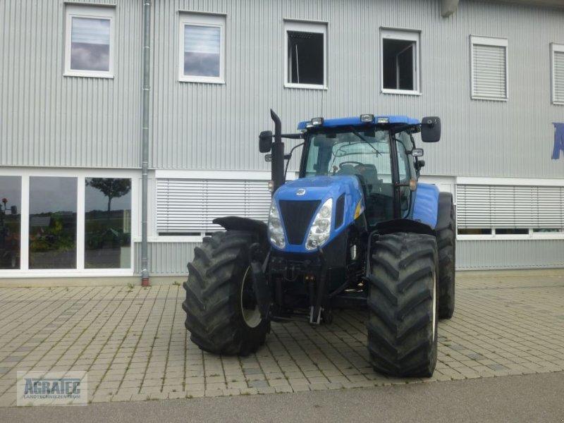 Traktor des Typs New Holland T 7060, Gebrauchtmaschine in Salching bei Straubing (Bild 2)