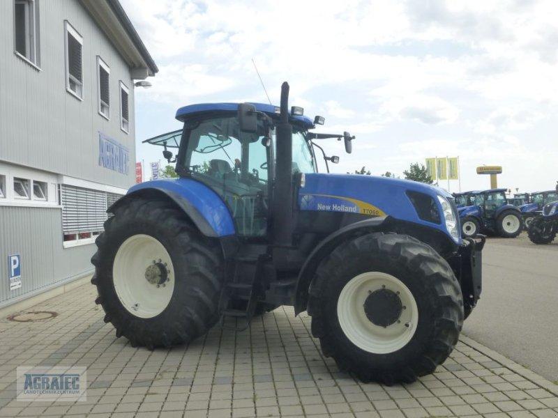 Traktor des Typs New Holland T 7060, Gebrauchtmaschine in Salching bei Straubing (Bild 6)