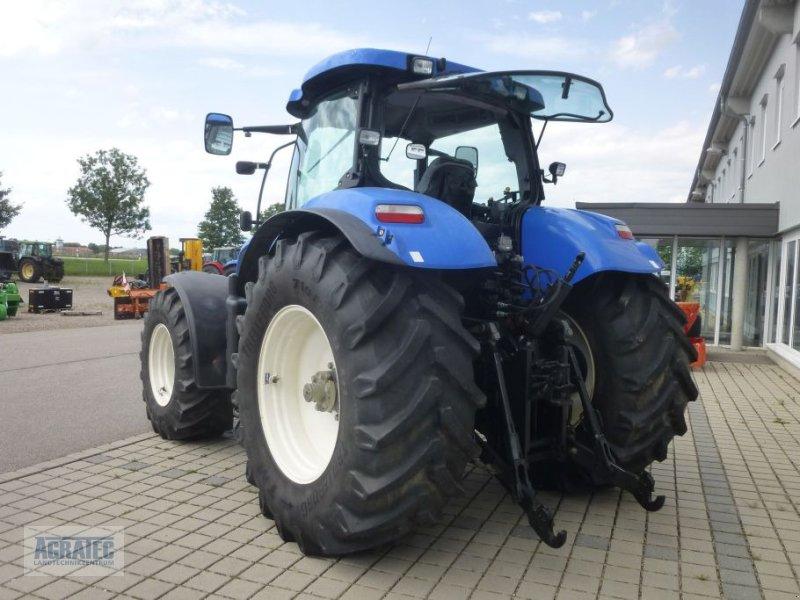 Traktor des Typs New Holland T 7060, Gebrauchtmaschine in Salching bei Straubing (Bild 7)