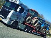 Traktor типа New Holland T 7070 AC, Gebrauchtmaschine в Børkop