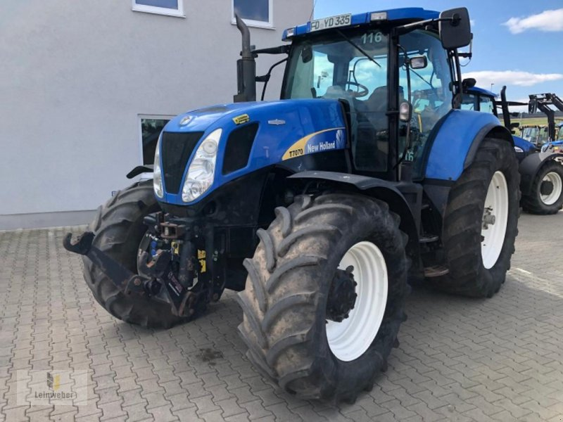 Bild New Holland T 7070 AC