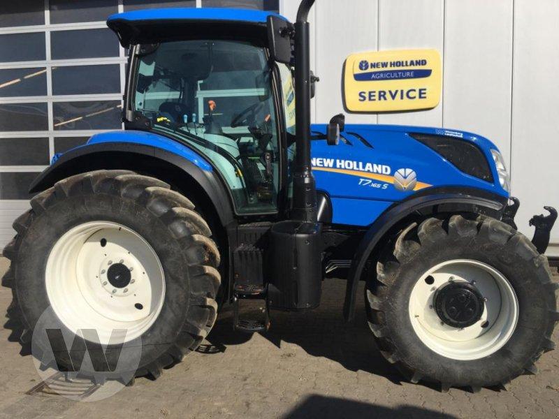 Traktor des Typs New Holland T 7.165 SRC, Gebrauchtmaschine in Husum (Bild 1)