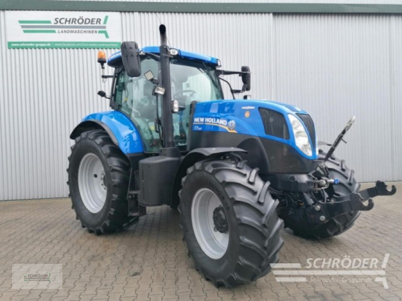 Traktor des Typs New Holland T 7.185 AC, Gebrauchtmaschine in Wildeshausen (Bild 1)