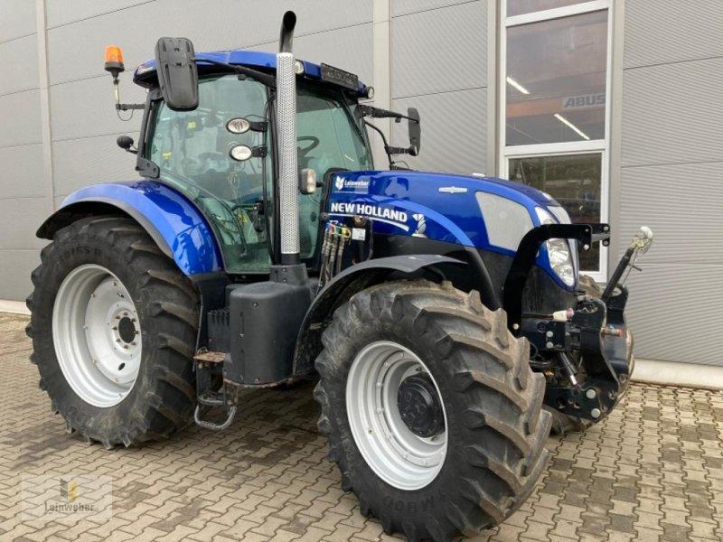 Traktor des Typs New Holland T 7.200 AC, Gebrauchtmaschine in Neuhof - Dorfborn (Bild 1)